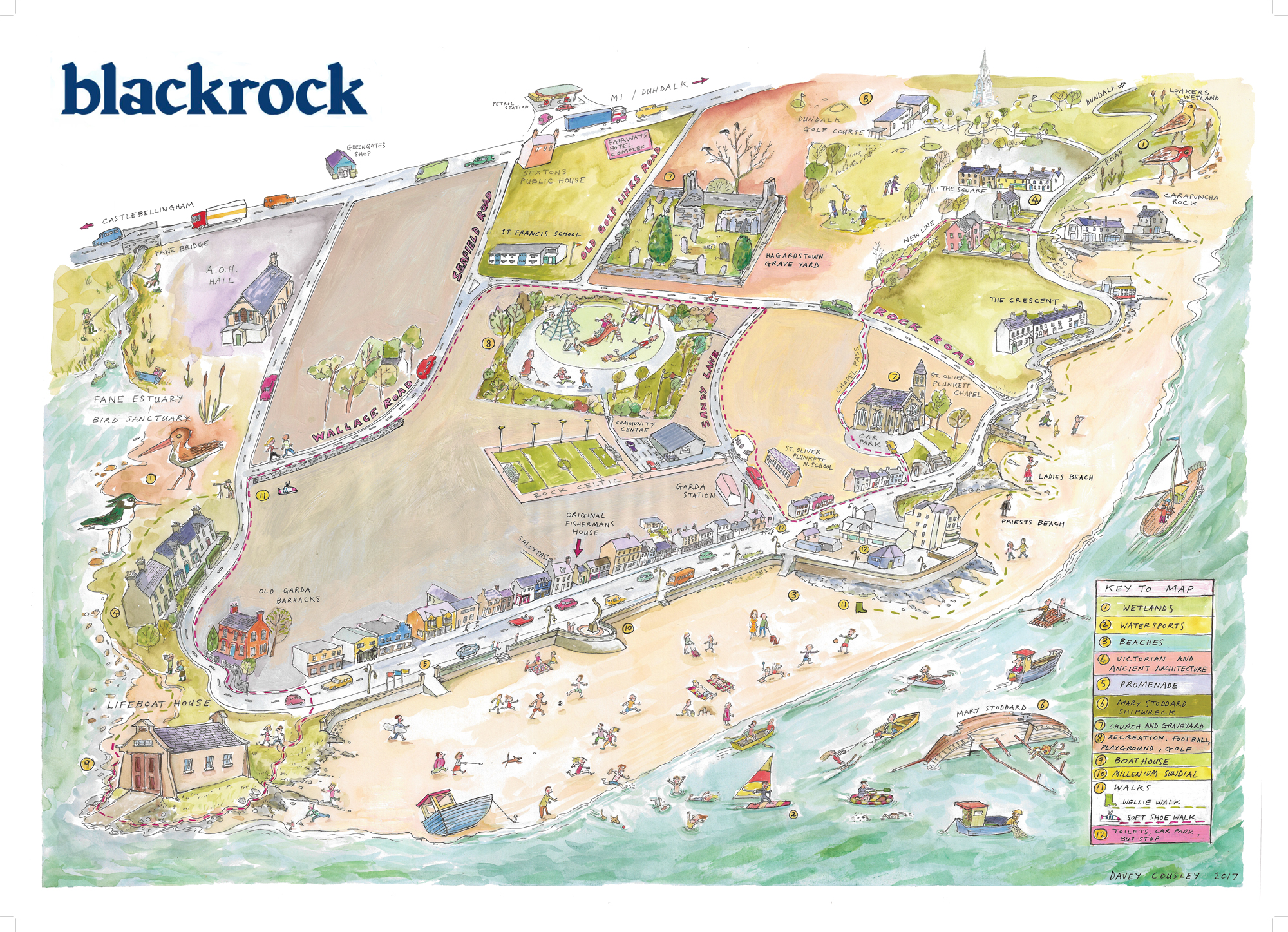 The New Blackrock Tourism and Development - Brand | Visit ...