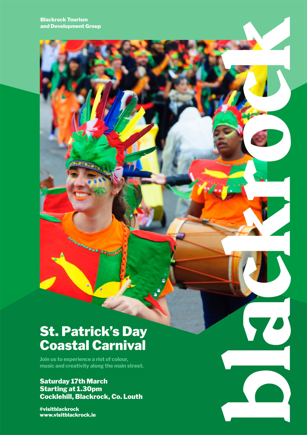 Blackrock St Patricks Day Parade 2018 Registration