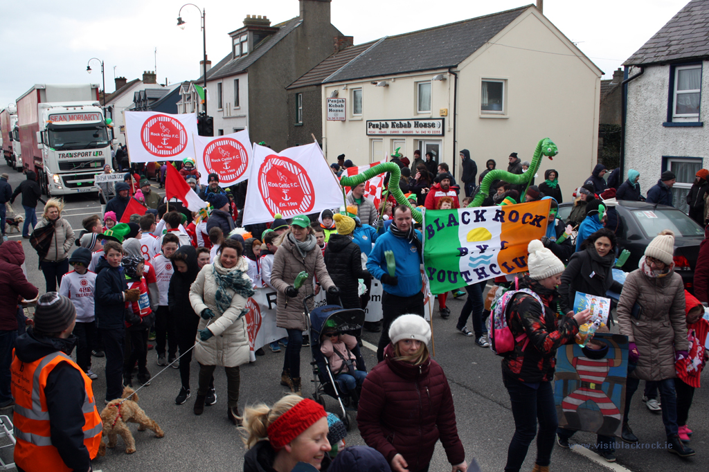 St Patricks Day Parade – Winners and Photos